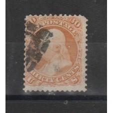 1861/62 STATI UNITI U.S.A....