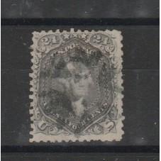 1862- 66 STATI UNITI USA 24...