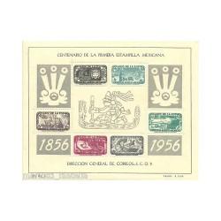 MEXICO MESSICO 1956...