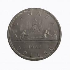 1962 CANADA DOLLAR INDIANI...