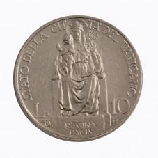 1934 CITTA DEL VATICANO...