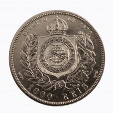 1876 BRASILE 1000 REIS...