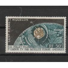 A. PIERRE ET MIQUELON 1962...