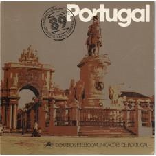 1989 PORTOGALLO PORTUGAL...