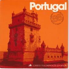 1988 PORTOGALLO PORTUGAL...