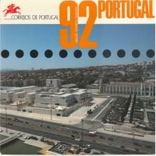 1992 PORTOGALLO PORTUGAL...