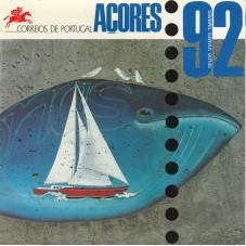 1992 AZZORRE ARCORES...