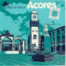 1991 AZZORRE ARCORES...