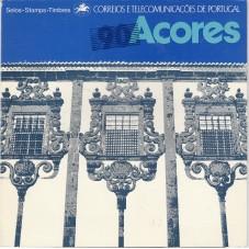 1990 AZZORRE ARCORES...
