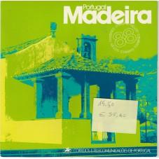 1988 MADEIRA - MADERA...