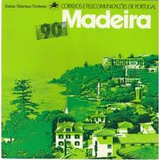 1990 MADEIRA - MADERA...