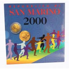 2000 SAN MARINO SERIE...