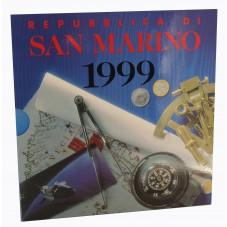 1999 SAN MARINO SERIE...