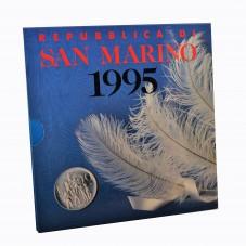 1995 SAN MARINO SERIE...