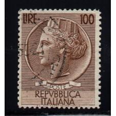 1954 REPUBBLICA ITALIA...