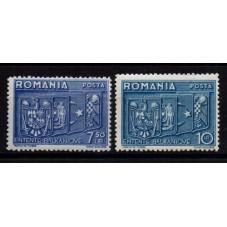 1938 ROMANIA INTESA...