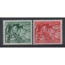 1938 GERMANIA REICH...