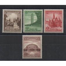 1938 GERMANIA REICH GIOCHI...