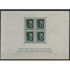 1937 GERMANIA TERZO REICH...