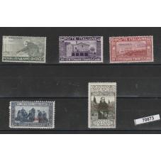 1926 TRIPOLITANIA SERIE SAN...