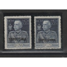 1925/26 TRIPOLITANIA...