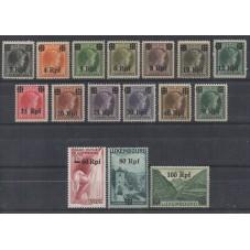 1940 GERMANIA OCCUPAZIONI...
