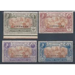 1923 CIRENAICA SERIE...