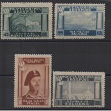 1946 CLN CORPO POLACCO...