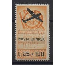 1946 CLN CORPO POLACCO P....