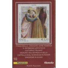 2003 TESSERA FILATELICA...