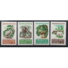 KENIA 1975 EAST AFRICA...