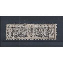 1917 - 1919 SOMALIA PACCHI...