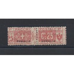 1923 SOMALIA PACCHI POSTALI...