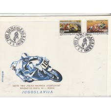 1989 JUGOSLSVIA 2 VAL...