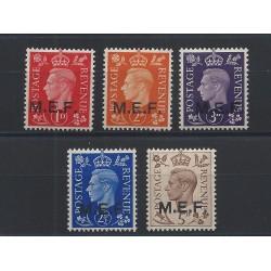 1942 M.E.F. OCCUP....