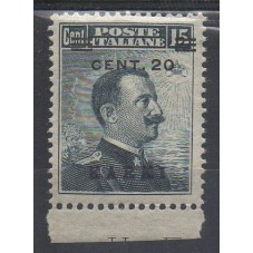 1916 ISOLE EGEO KARKI...