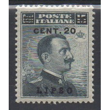 1916 ISOLE EGEO LIPSO 20 C....