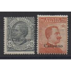 1921-22 ISOLE EGEO CALINO...