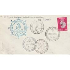 1959 ARGENTINA  TURISMO...
