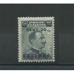 1916 ISOLE EGEO CALINO...