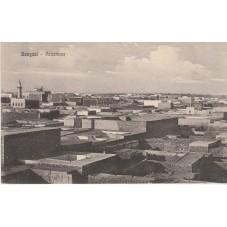 CARTOLINA  LIBIA BENGASI -...