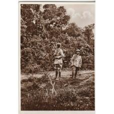CARTOLINA ETIOPIA FORESTA...