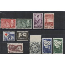 1954 AUSTRALIA ANNATA...