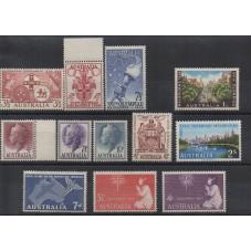 1956 / 1957 AUSTRALIA...
