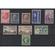 1955 AUSTRALIA ANNATA...