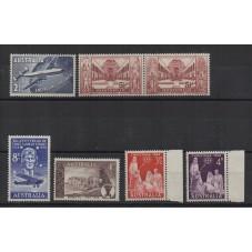 1958 AUSTRALIA ANNATA...