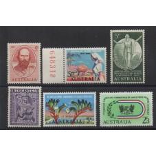 1962 AUSTRALIA ANNATA...