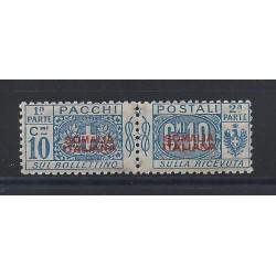 1926 - 1931 SOMALIA PACCHI...