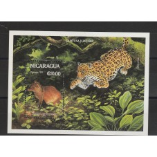 1993 NICARAGUA FAUNA...
