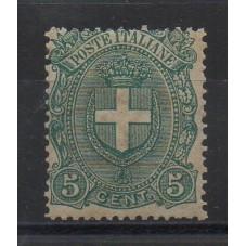 1896-97 REGNO D'ITALIA...